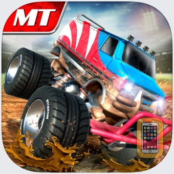 Monster Truck Arena Stunt Driver by Aidem Media (Universal)