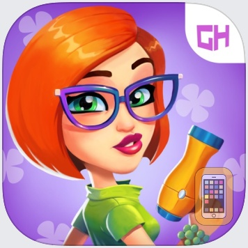 Sally's Salon: Kiss & Make-Up by GameHouse (Universal)