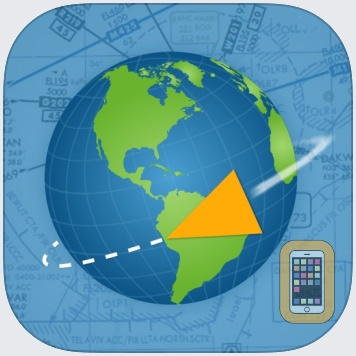 Aero App by National Geospatial-Intelligence Agency (iPad)