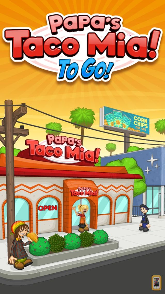 Screenshot - Papa's Taco Mia To Go!