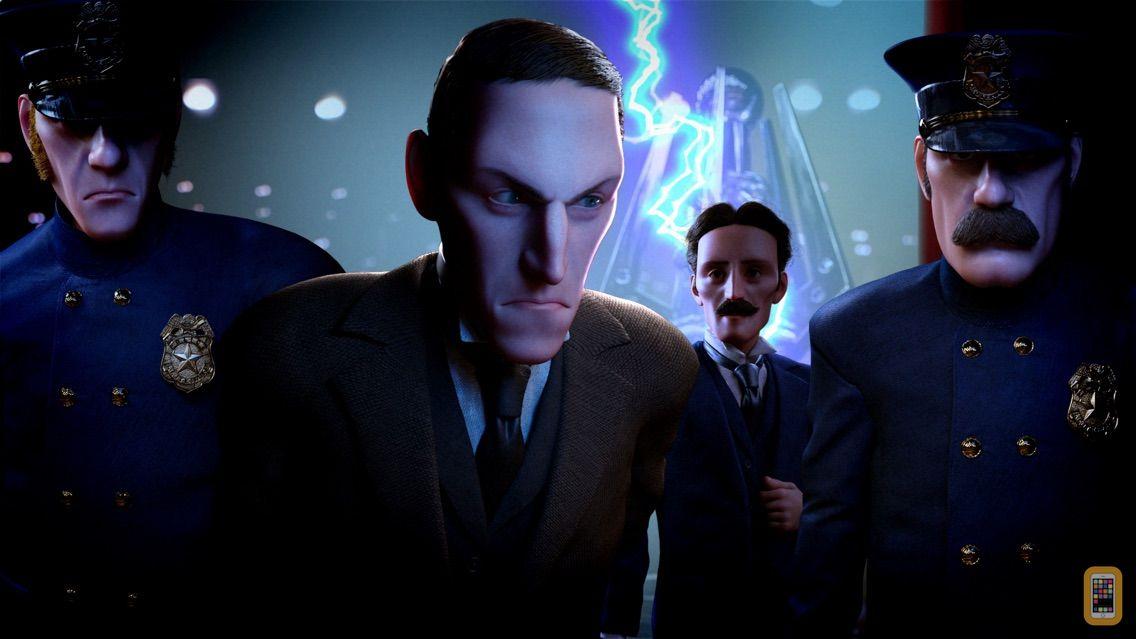 Screenshot - Tesla vs Lovecraft