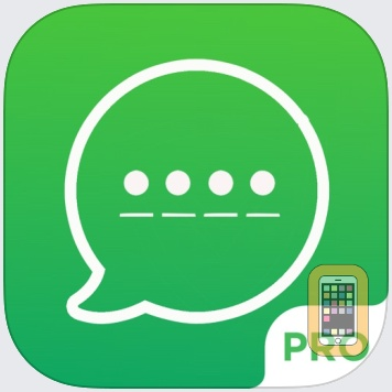 Secure Messages - WhatsApp Pro for iPhone & iPad - App Info