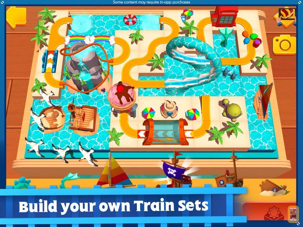 Thomas & Friends Minis for iPhone & iPad - App Info & Stats | iOSnoops