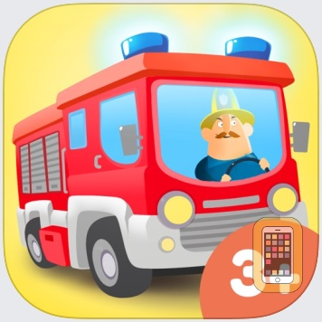 Little Fire Station For Kids by Fox and Sheep GmbH (Universal)