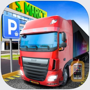 Delivery Truck Driver Highway Ride Simulator by Play With Games Ltd (Universal)