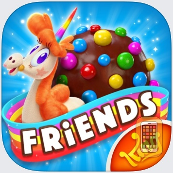 Candy Crush Friends Saga by King (Universal)