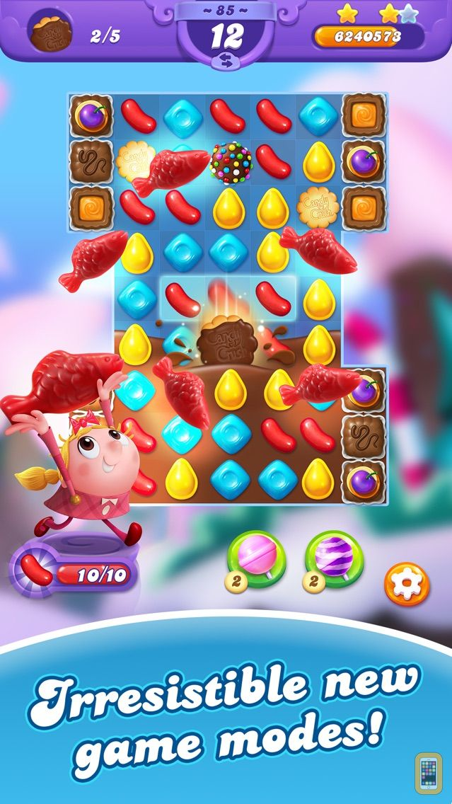 Screenshot - Candy Crush Friends Saga