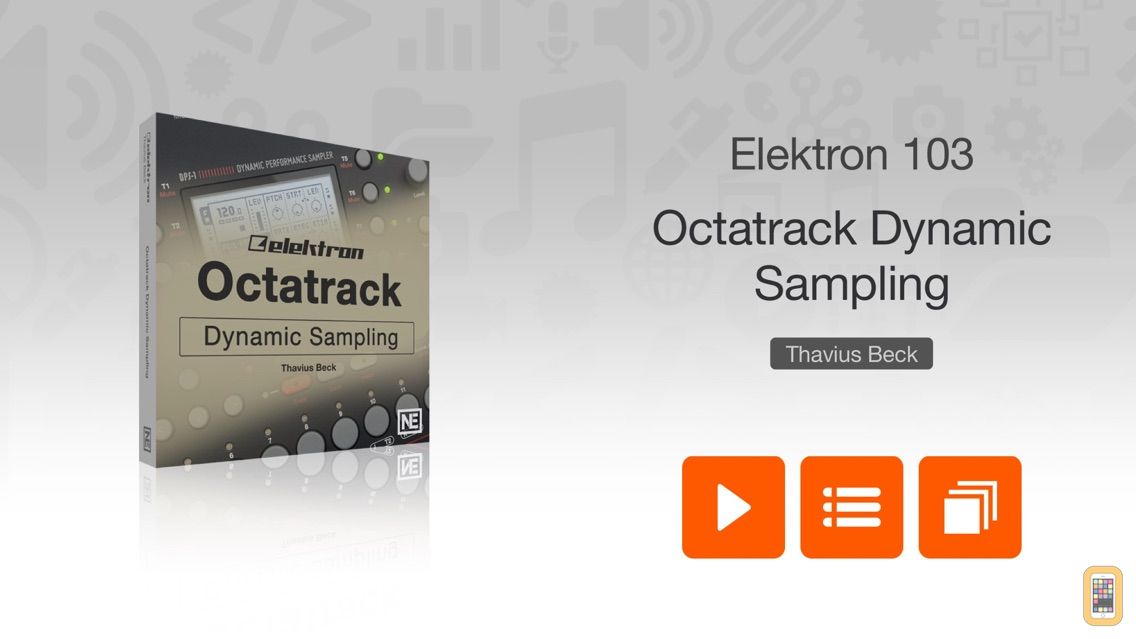 Screenshot - Sampling Course For Octatrack