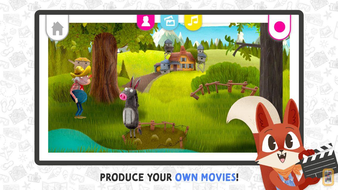 Screenshot - Movie Maker For Kids