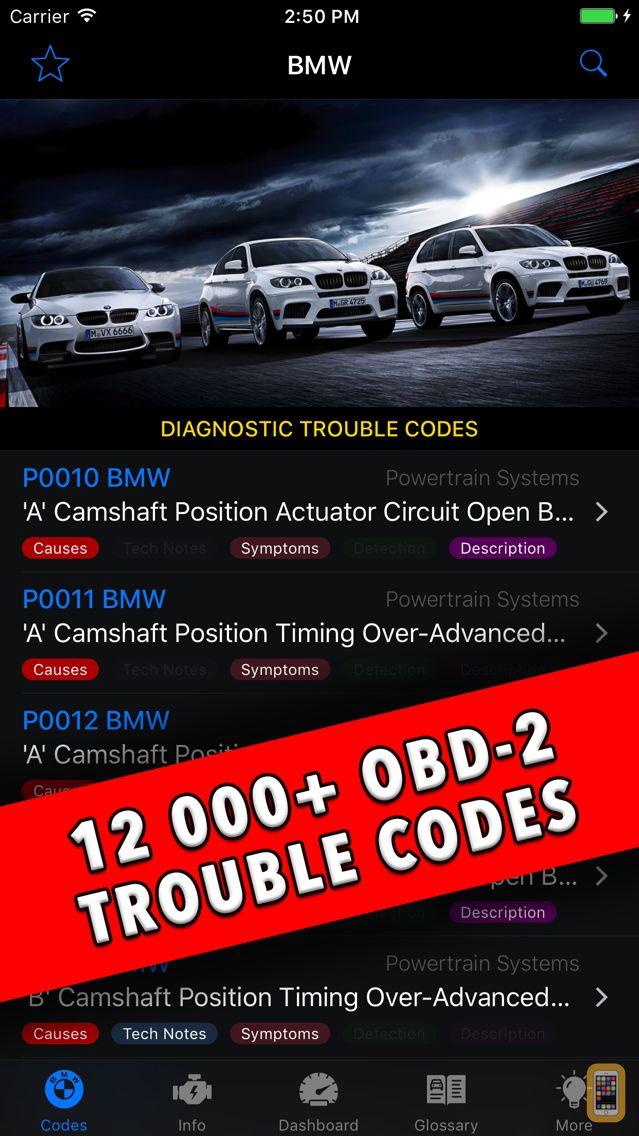 Screenshot - BMW App!