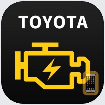 Toyota App! by Rauza Tleuova (iPhone)