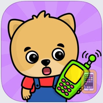 Baby phone for kids & toddlers by Bimi Boo Kids - Games for boys and girls LLC (Universal)