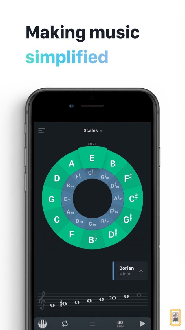 Screenshot - Ultimate Circle Of Fifths
