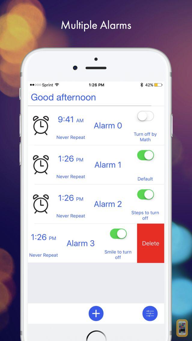 Screenshot - Crazy Alarm