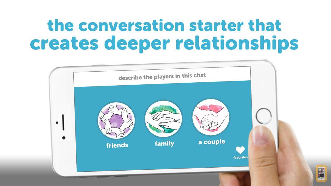 Screenshot - Curiosity Chats