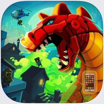 Dragon Hills 2 by Cezary Rajkowski (Universal)