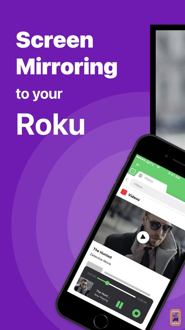 Screenshot - Mirror for Roku - AirBeamTV