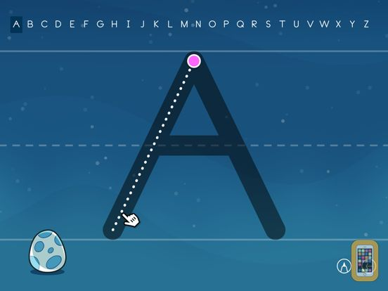 Screenshot - ABC Star - Letter Tracing