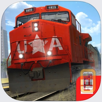Train Simulator PRO 2018 by Mageeks Apps & Games (Universal)