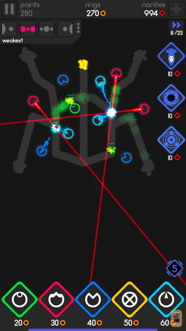 Screenshot - Color Defense
