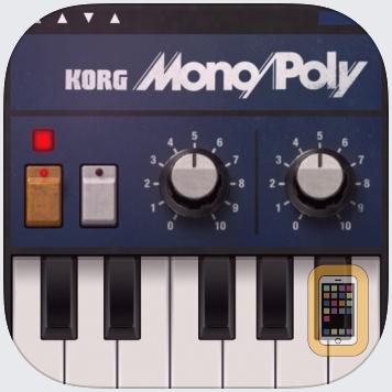 KORG iMono/Poly by KORG INC. (Universal)