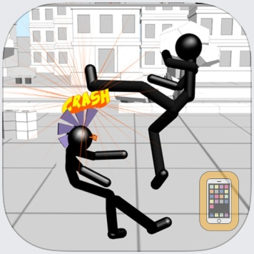 Stickman Fighting 3D by Mian Imran (Universal)