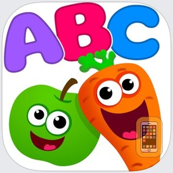 Alphabet! Learning Games Kids! by WOOOW! Inc.: Top Preschool Learning Games for Kids and Kindergarten Educational Free Apps for Toddlers (Universal)