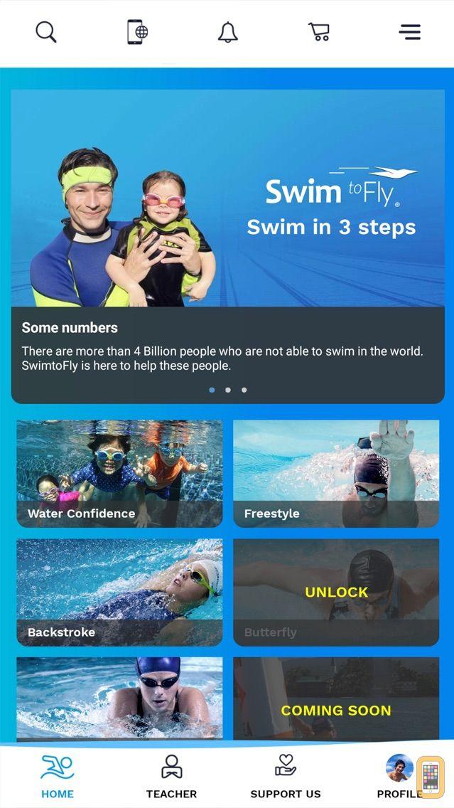 Screenshot - Swim to Fly