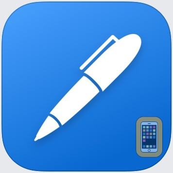 Noteshelf by Fluid Touch Pte. Ltd. (Universal)