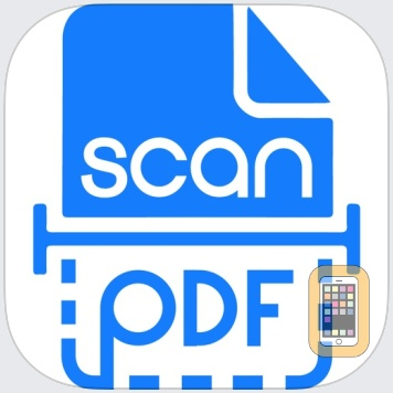 Scan My Document - PDF Scanner by Chris Bick (iPhone)
