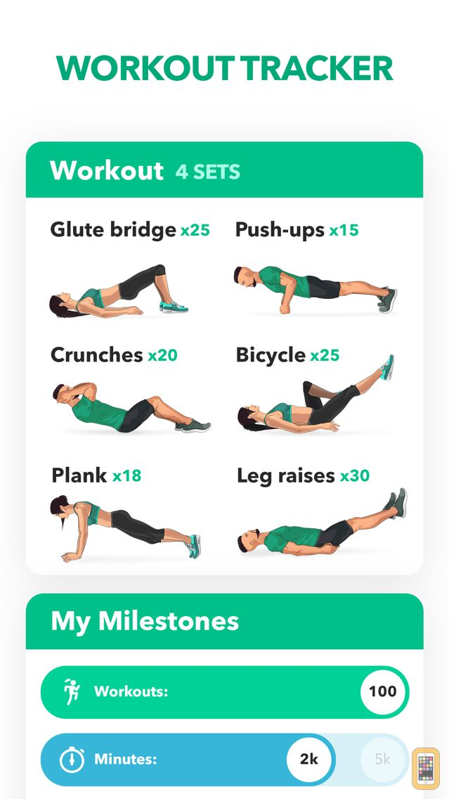 Screenshot - Fitness Workout by GetFit