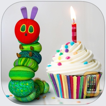 My Very Hungry Caterpillar AR by StoryToys Entertainment Limited (Universal)
