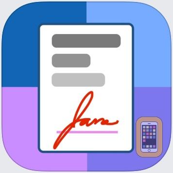 SwiftDocs: Esign & Markup PDFs by Adventurate, Inc. (Universal)