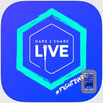 Dare2Share Live by Dare2Share Ministries International, Inc. (Universal)