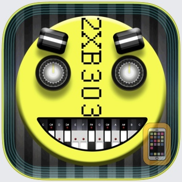 2XB303 Bass Sequencer EDM-303 by Rob Wilmot (Universal)