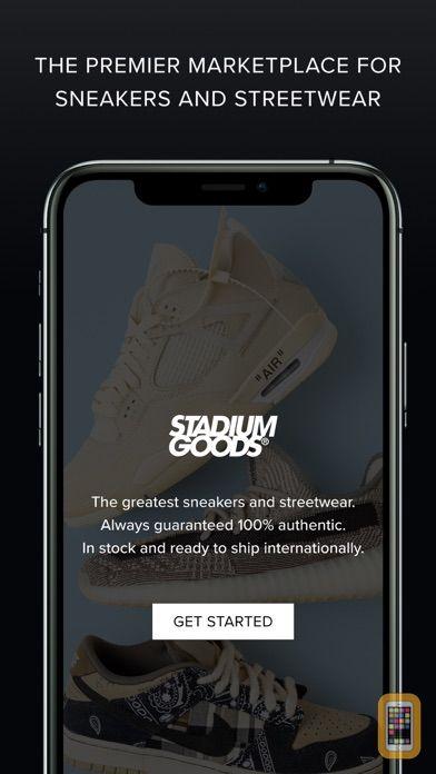 Screenshot - Stadium Goods