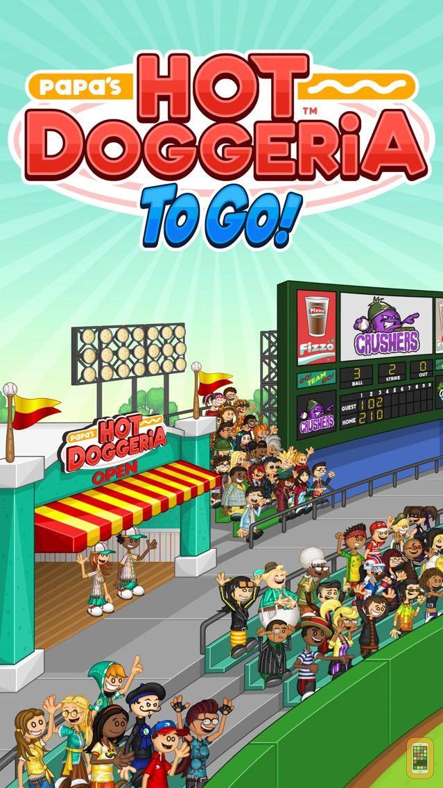 Screenshot - Papa's Hot Doggeria To Go!