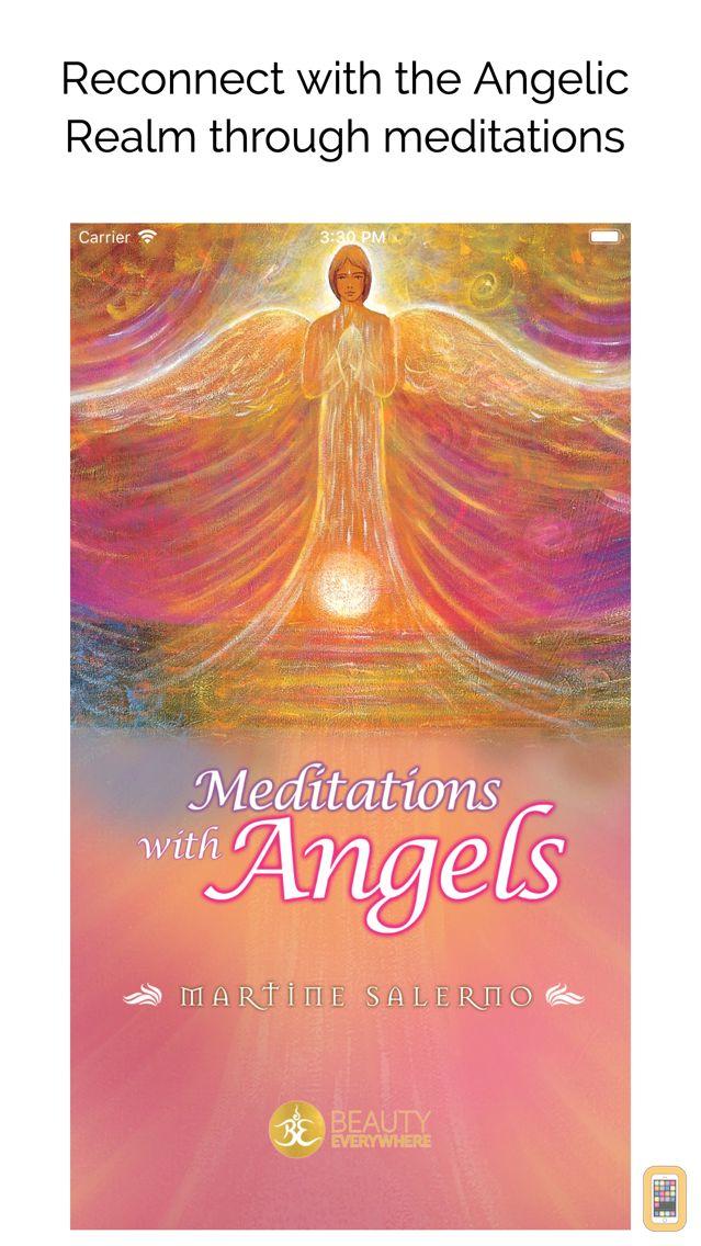 Screenshot - Meditations With Angels