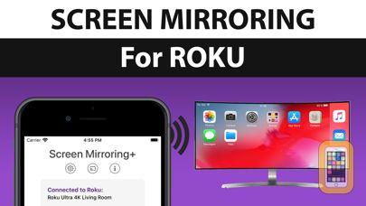 Screenshot - TV Mirror for Roku Mirroring