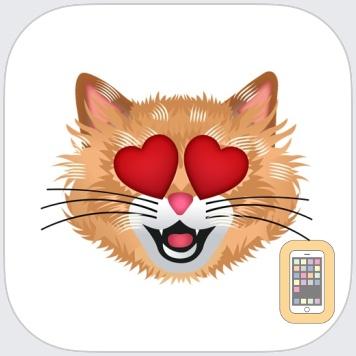 CatMoji - Cat Emoji Stickers by Graphing Calculator Apps UG (haftungsbeschrankt) (Universal)