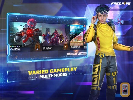 Garena Free Fire for iPhone & iPad - App Info & Stats | iOSnoops