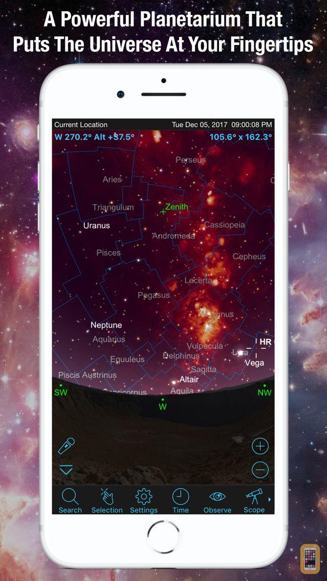 Screenshot - SkySafari 6 Pro