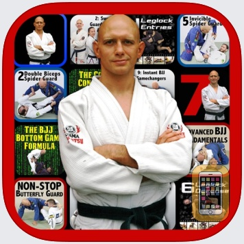 BJJ Master App by Grapplearts by Grapplearts Enterprises Inc. (Universal)