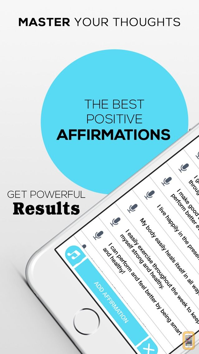 Screenshot - Affirmations For Anything