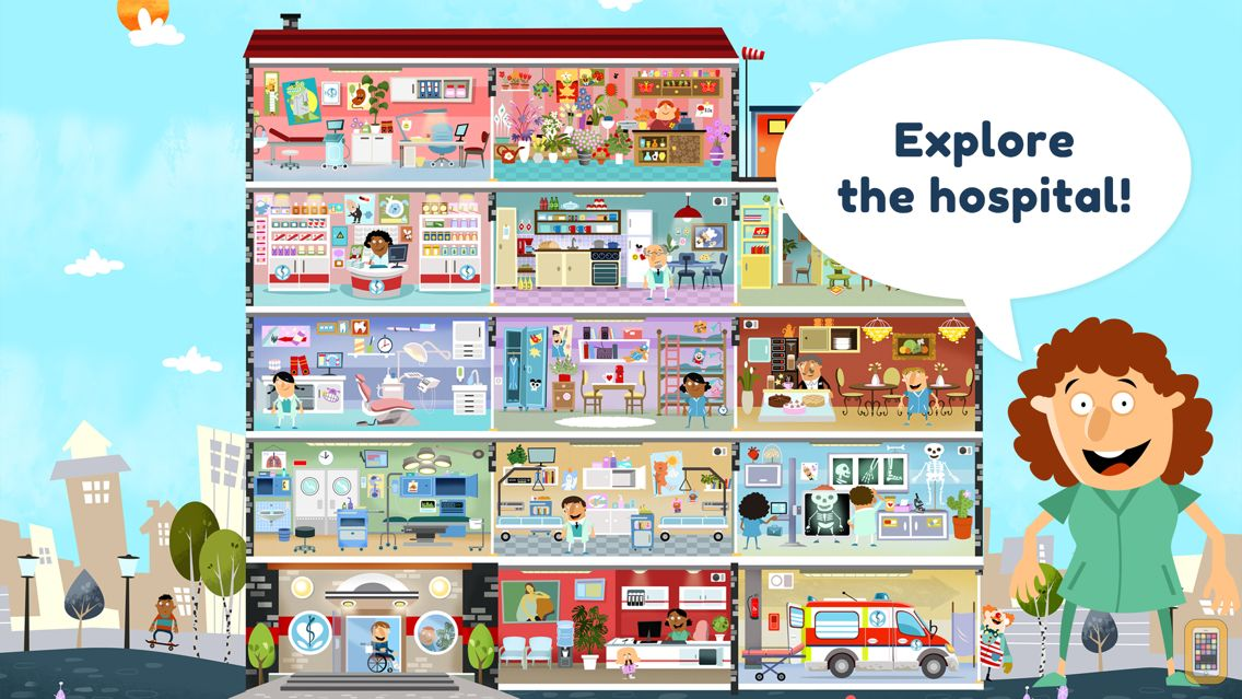 Screenshot - Little Hospital For Kids