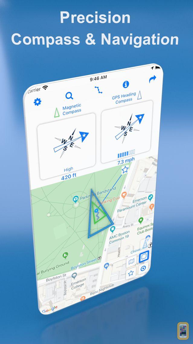 Screenshot - Northern Compass & Navigation