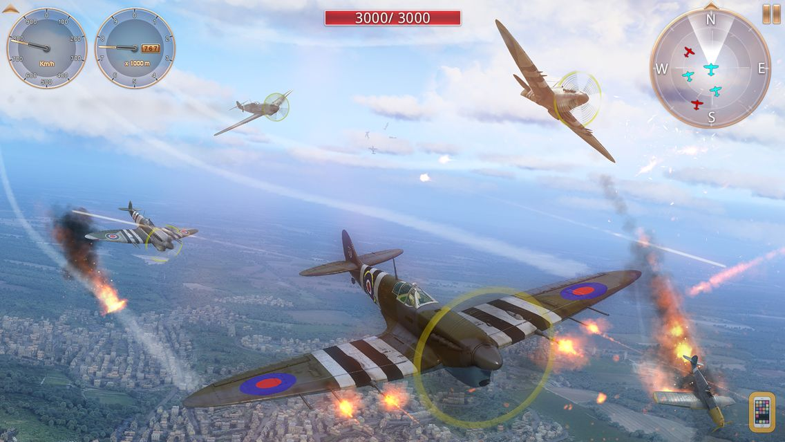 Screenshot - Sky Gamblers - Storm Raiders 2