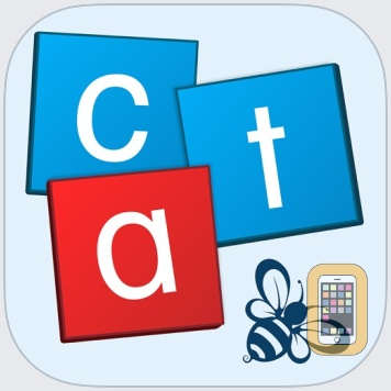 Letter Tiles for Learning by All About Learning Press, Inc. (iPad)