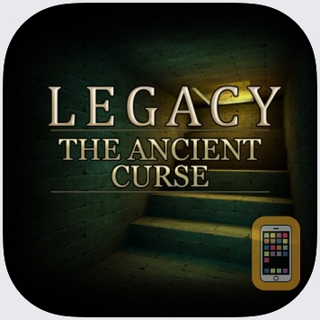 Legacy 2 - The Ancient Curse by David Adrian (Universal)