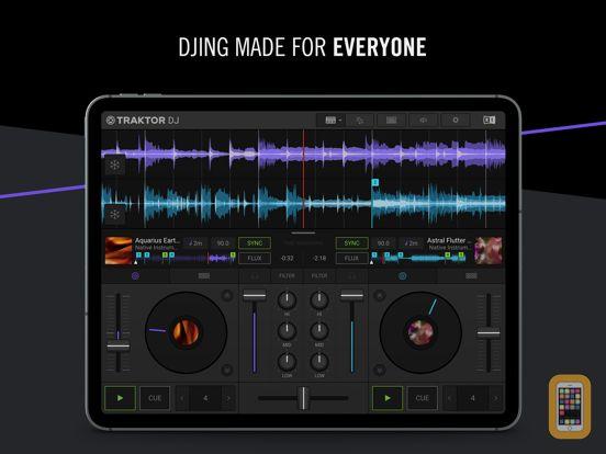 Screenshot - Traktor DJ 2